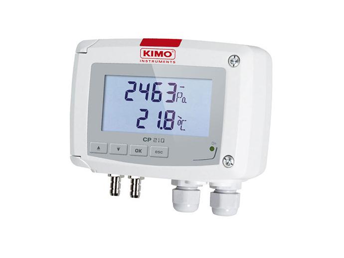 تراسمیتر اختلاف فشار KIMO CP210